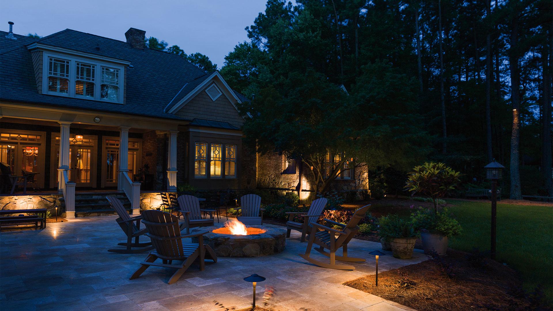 outdoor lighting mclaren lighting