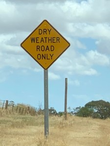 Ozzie Road Signs