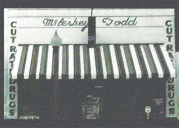 McLeskey Todd Circa 1950's