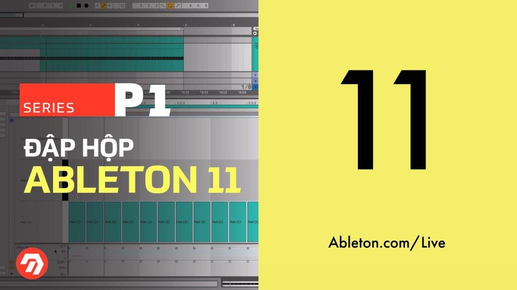 [Download] Tải Ableton Live 11 Full Crack 2021 và cách sử dụng ableton live 11 2