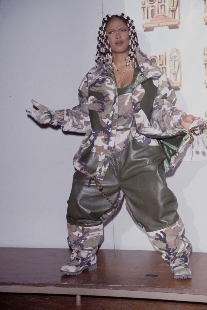 Шанти Харрис — иконы 90-х, вдохновившие Билли Айлиш