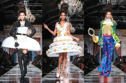 Коллекция Moschino Fall-Winter 2020 Ready-to-Wear