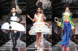 Коллекция Moschino Fall-Winter 2020 Ready-to-Wear