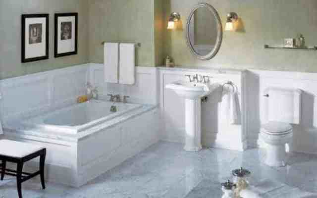 The average bathroom remodeling costs in tallahassee for Bath remodel tallahassee