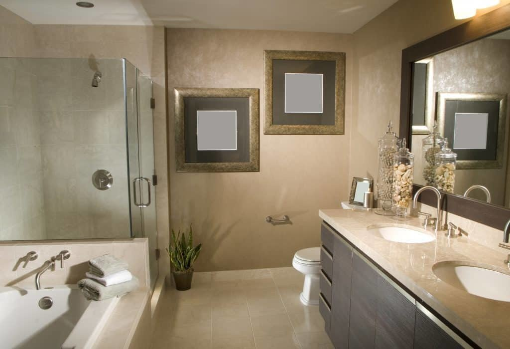 5 best budget bathroom upgrades tallahassee for Pictures of remodel bathrooms