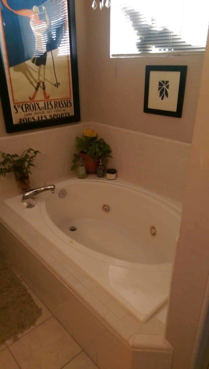 Remodel Bathroom Remove Tub creating a walk in shower - mcmanus kitchen and bath tallahassee