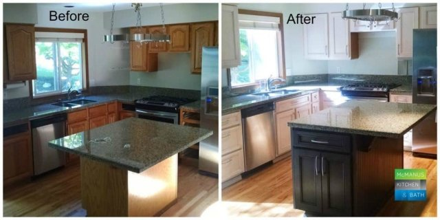 Kitchen Cabinets Tallahassee save money with cabinet refacing- tallahassee