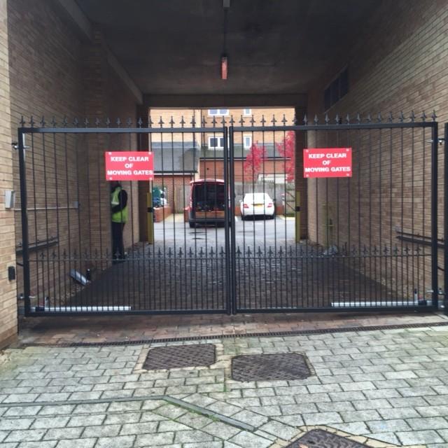 Milton Keynes Gates