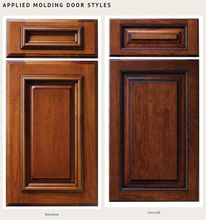 applied molding doors