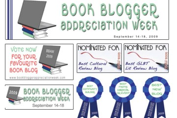 Book Blogger Appreciation Week (BBAW) 2009