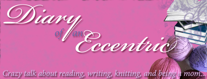 Blog banner for Diary of an Eccentric