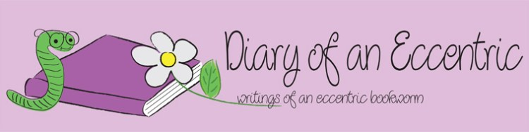 Diary of an Eccentric blog banner