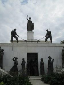 Statue of Liberty, Nicosia