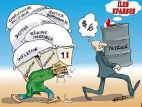 """Georges Ranaivomanana· Toutes les pertes et les merdes aux """" Gasy ambany """", et tous les bénéfices et autres avantages énormes et gigantesques aux pilleurs occidentaux sans état d'âme et aux """" Gasy ambony """" !!!!!!! Ainsi va la vie dans la Grande Île !!!!!!!"""