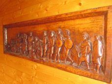 """""""Guerriers"""". Peintures et sculptures de Madagascar"""