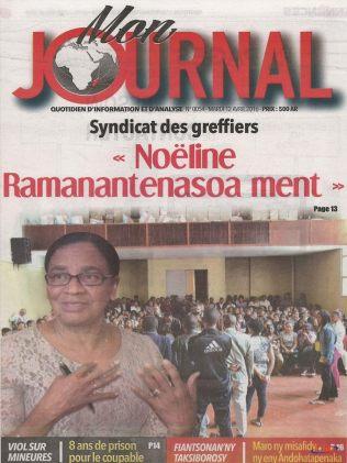 Noeline Ramanantenasoa