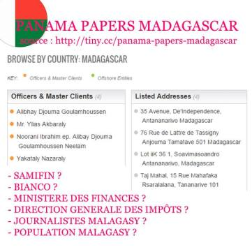 Panama papers a