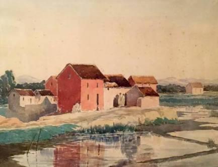 Peintures et sculptures de Madagascar. Samuel Rahamefy (1880-1961)