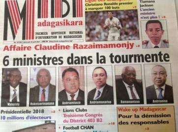CLO Six ministres