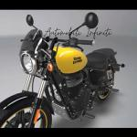 Upcoming Royal Enfield Meteor 350 Price And Clear Pictures Leaked