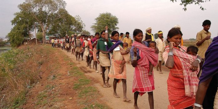 Eviction of Tribals: Forced Displacement and Its Links With Poor Health