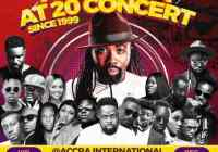 Twenty Years of Pae Mu Ka – Celebration Of Hiplife Legend Obrafour – SPECIAL FEATURE