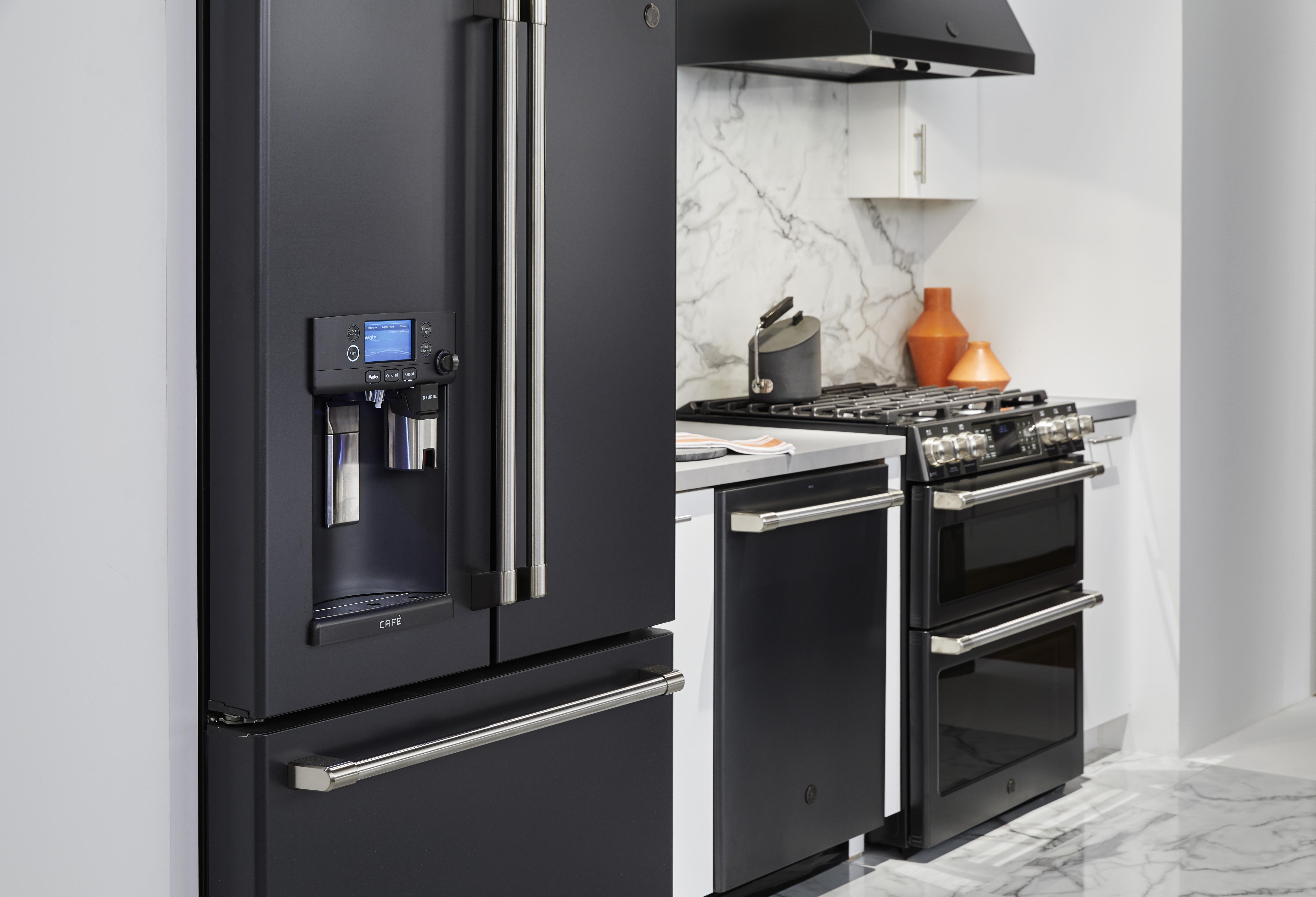 black slate appliances have arrived mcmunn yates furniture and appliances