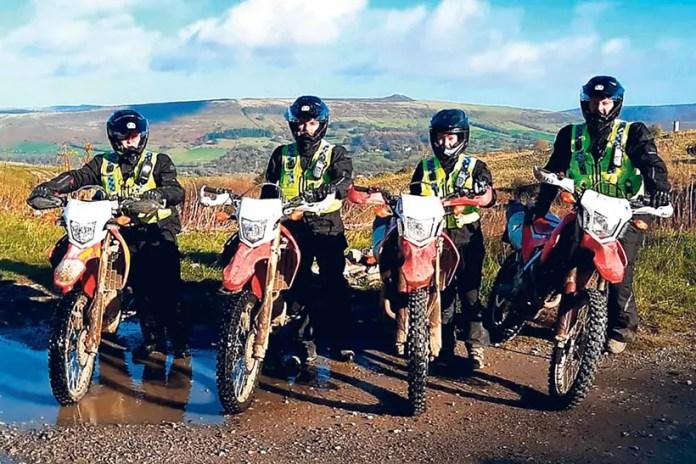 Polícia-britânica-cria-esquadrão-especial-off-road