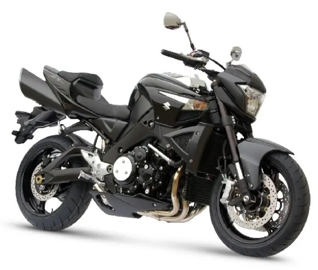 Take A Look At The New Suzuki B King Motorcycle