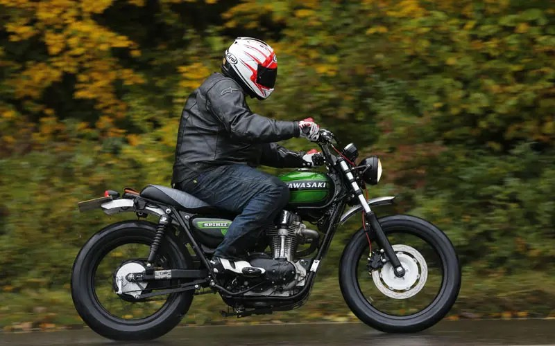 Picture Gallery Kawasaki W800 Spirit MCN