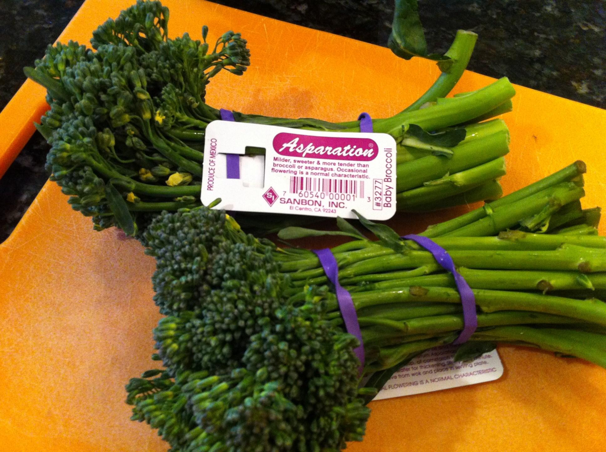 Easy Sauteed Broccolini with Lemon and Garlic