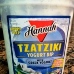Substituting Tzatziki Sauce for Plain Yogurt