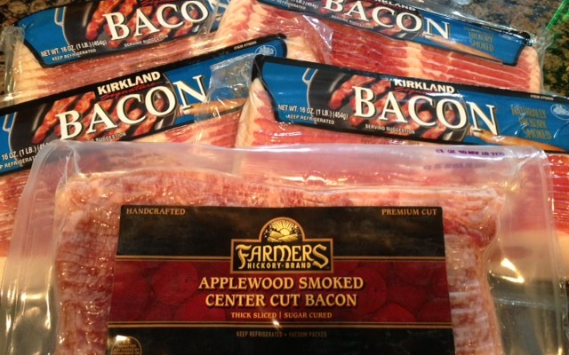 """How to plan a party – Part 3: """"Baconfest"""""""
