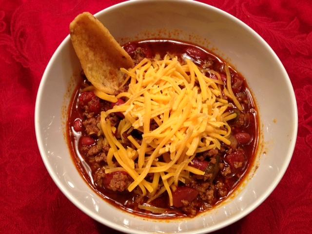 Traditional Chili