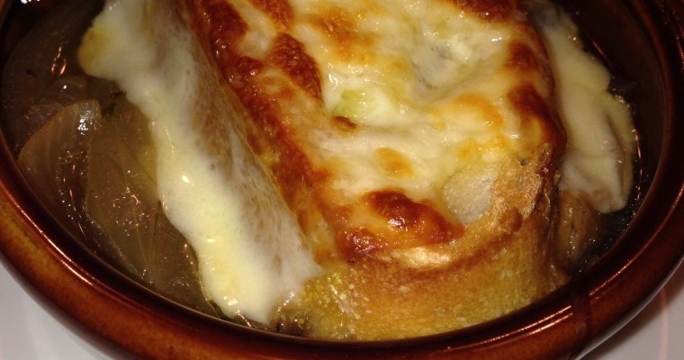 Simple French Onion Soup