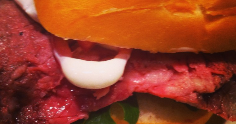 Beef Tenderloin Sliders with Horseradish Sauce and Pickled Red Onions