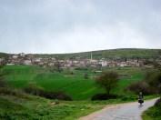 Beautiful landscape in NW Turkey