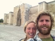 Our first encounter with the Silk Road at Sultan Hani