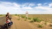 090 'Bumpy road...' - Uzbekistan