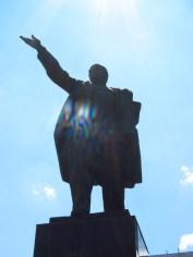 Lenin... still about!