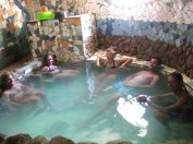 Hotspring Party!