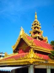 A short drop into Myanmar