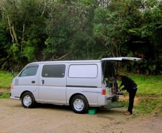 'Tempi' The Super Van
