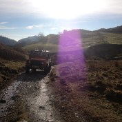 Pete's back at work in the Lake District