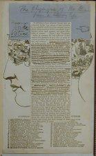 Whitman, annotations on phrenology, Duke University Libraries