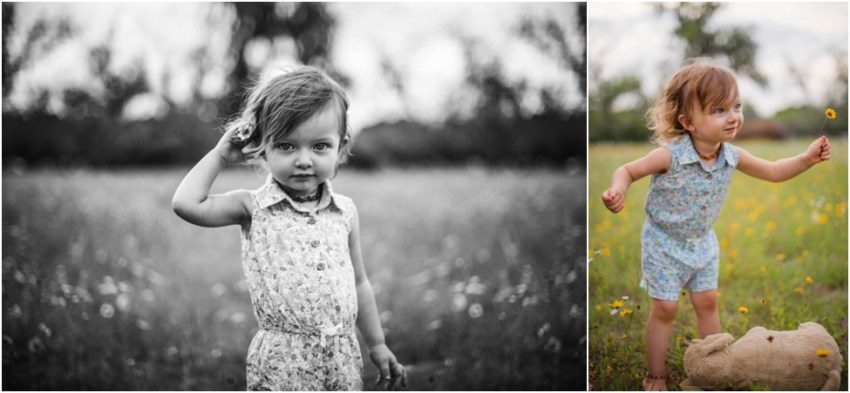 little girl with flower in her hair| jacksonville children photographer