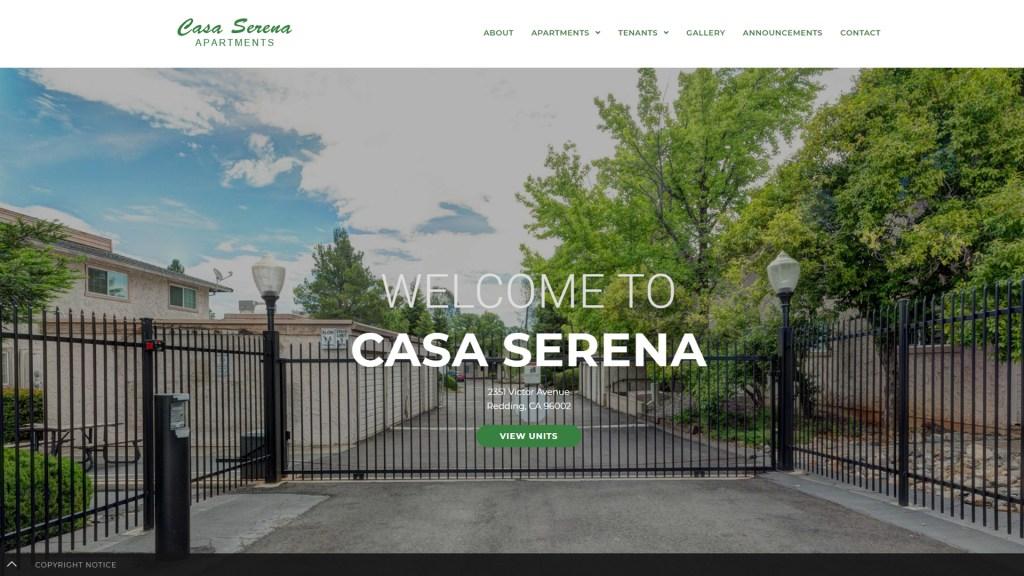 Casa Serena Apartments