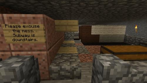 Sub-basement 1.