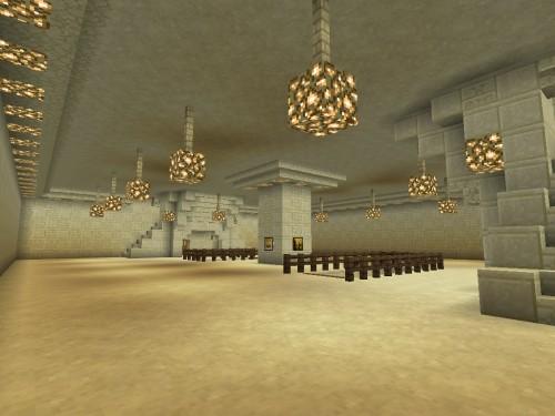 Mezzanine lights
