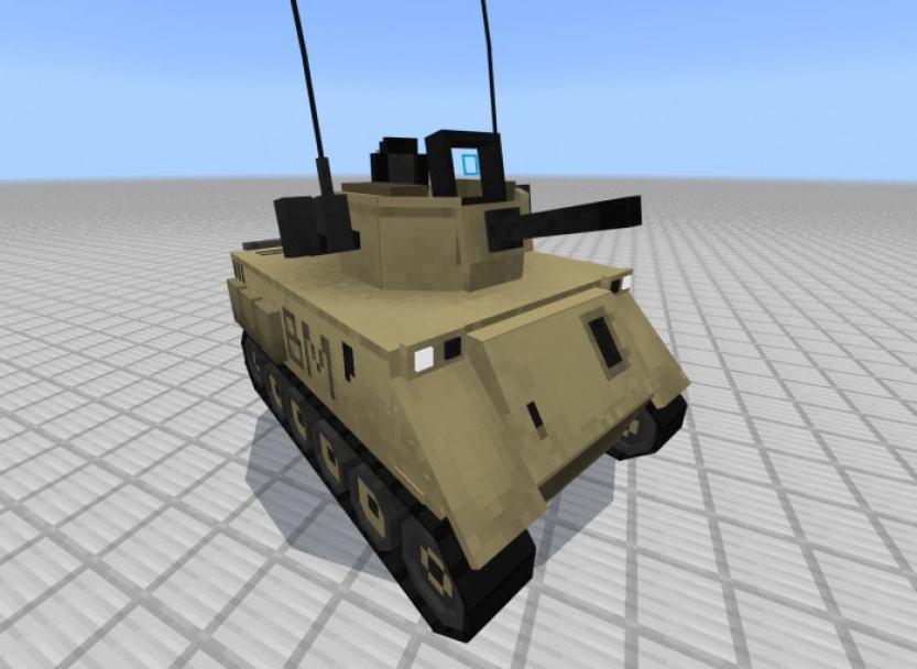 BM Tank Addon